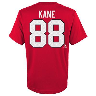 Adidas Blackhawks Kane Short Sleeve Tee