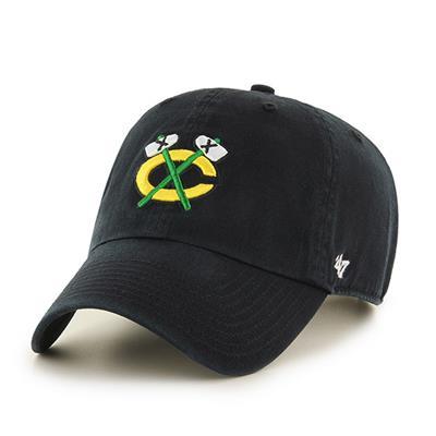 47 Brand Blackhawks Retro Clean Up Cap