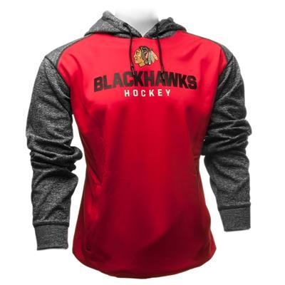 Fanatics Chicago Blackhawks Static Fleece Hoody