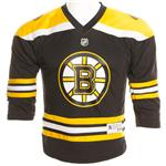 Reebok Bruins Replica Player Jersey - Youth