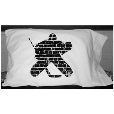 Painted Pastimes Goalie Pillowcase