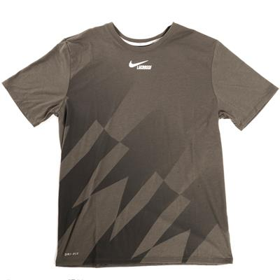 Nike M Dri Blend Lacrosse SS Tee
