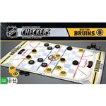NHL Checkers Boston Bruins