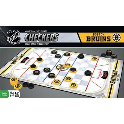 Sports Image NHL Checkers Boston Bruins