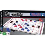 NHL Checkers Ny Rangers