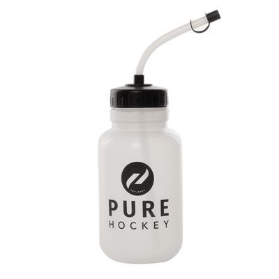 Pro Guard Pure Hockey Straw Water Bottle