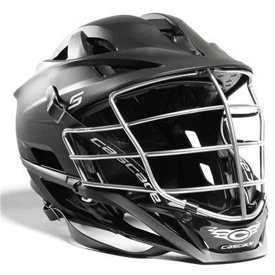 Cascade S Helmet Matte Shell w/ Chrome Cage