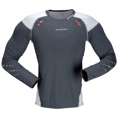 Bauer Vapor Premium Grip Crew Long Sleeve Shirt