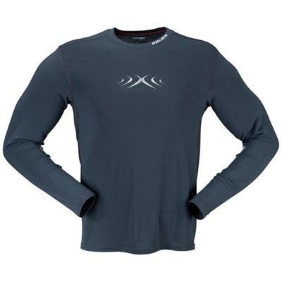 Bauer Vapor Core Long Sleeve Crew