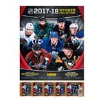 Panini 2017-18 NHL Sticker - 5 Pack