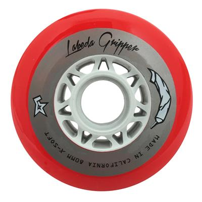 Labeda Red Gripper Wheel 2017