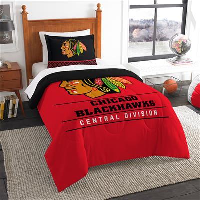 "Northwest Company NHL ""Draft"" Twin Comforter & Sham"