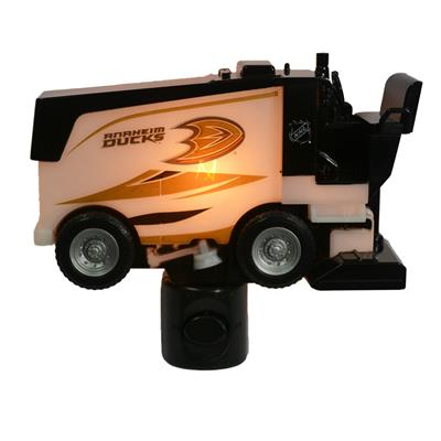 Fan Fever Fan Fever Zamboni Night Light - Anaheim Ducks
