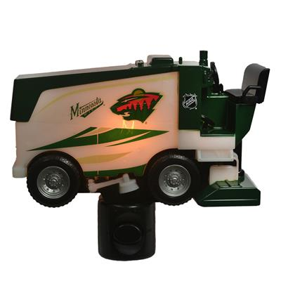 Fan Fever Fan Fever Zamboni Night Light - Minnesota Wild