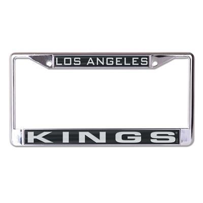 Wincraft Wincraft NHL Inlaid Metal License Plate Frame - Los Angeles Kings
