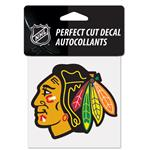 Wincraft Wincraft NHL Perfect Cut Color Decal - 4