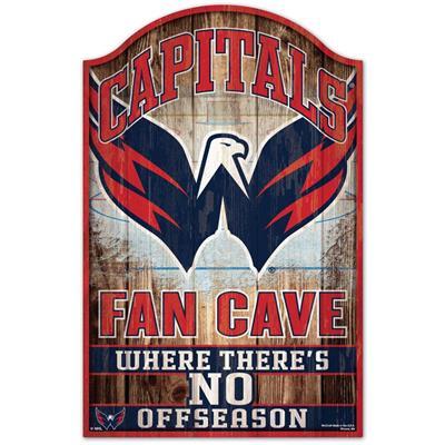 "Wincraft Wincraft NHL Wood Sign - 11"" x 17"" - Washington Capitals"