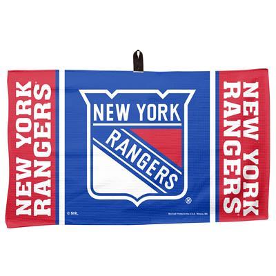"Wincraft Wincraft NHL Golf Waffle Towel - 14"" x 24"" - New York Rangers"