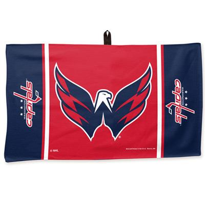 "Wincraft Wincraft NHL Golf Waffle Towel - 14"" x 24"" - Washington Capitals"