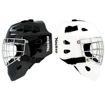 Hackva 2608 Solid Color Goalie Mask