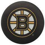 InGlasco NHL Mini Puck Charms - Boston Bruins