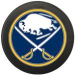 InGlasco NHL Mini Puck Charms - Buffalo Sabres