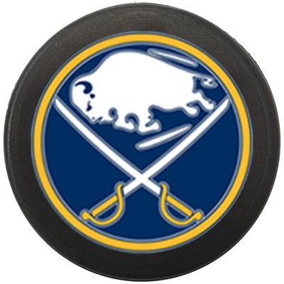 Sher-Wood Sher-Wood NHL Mini Puck Charms - Buffalo Sabres