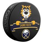 Sher-Wood NHL Mascot Souvenir Puck - Buffalo Sabres