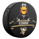 Sher-Wood NHL Mascot Souvenir Puck - Pittsburgh Penguins