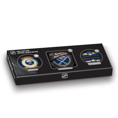 Sher-Wood Sher-Wood NHL Fan Gift Box - Buffalo Sabres