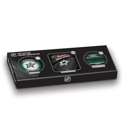 Sher-Wood Sher-Wood NHL Fan Gift Box - Dallas Stars