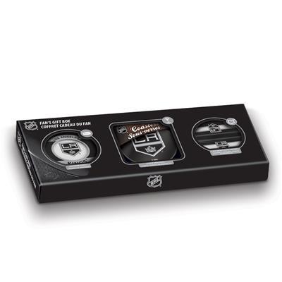 Sher-Wood NHL Fan Gift Box - Los Angeles Kings