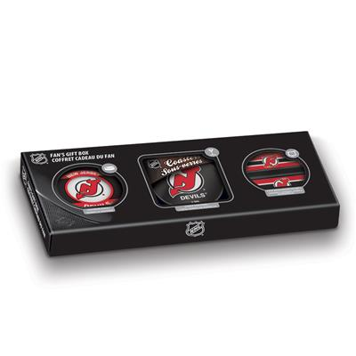 Sher-Wood NHL Fan Gift Box - New Jersey Devils