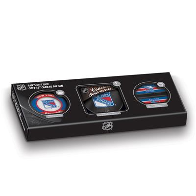 Sher-Wood Sher-Wood NHL Fan Gift Box - New York Rangers