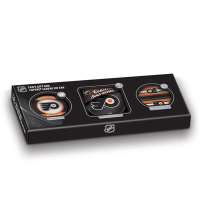 Sher-Wood Sher-Wood NHL Fan Gift Box - Philadelphia Flyers