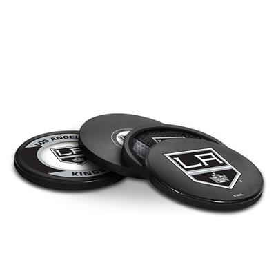 Sher-Wood Sher-Wood Puck Coasters Pack - Los Angeles Kings
