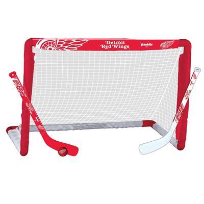 Franklin Franklin NHL Team Mini Hockey Goal Set - Detroit Red Wings