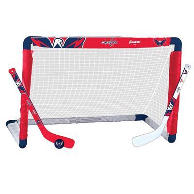 Franklin Franklin NHL Team Mini Hockey Goal Set - Washington Capitals