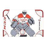 Snipers Edge CCM Ultimate Goalie Shooter Tutor