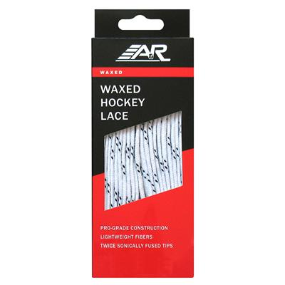 A&R Waxed Hockey Laces