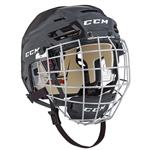 CCM Tacks 110 Hockey Helmet Combo