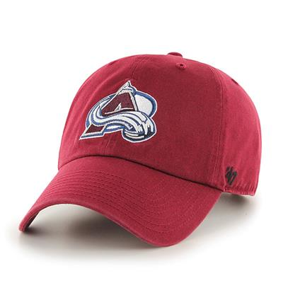 47 Brand Avalanche Clean Up Cap - Cardinal Red