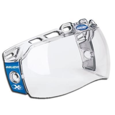 Bauer X100 Half Shield