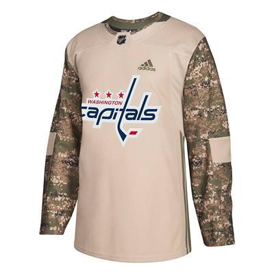 Adidas Washington Capitals Camo Jersey