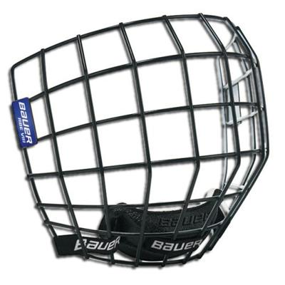 Bauer RBE VIII Black/White Facemask