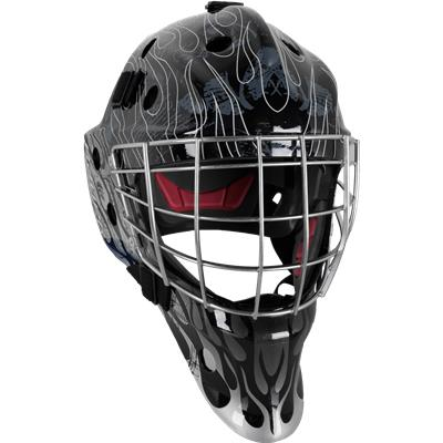 Bauer NME 7 Painted Goalie Mask