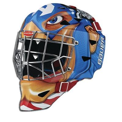 Bauer Profile 1400 Marvel Goalie Mask