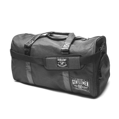 Violent Gentlemen Weekender Bag Charcoal