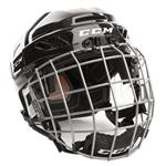 CCM Fitlite 3DS Junior Hockey Helmet Combo - Junior
