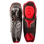 CCM JetSpeed FT350 Hockey Shin Guards [JUNIOR]